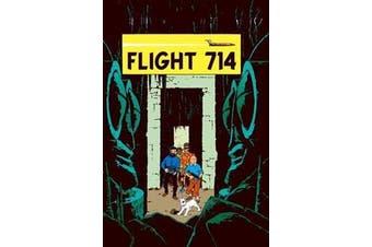The Adventures of Tintin - Flight 714 to Sydney