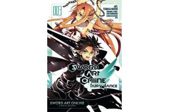 Sword Art Online - Fairy Dance, Vol. 3 (manga)