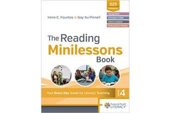 The Reading Minilessons Book, Grade 4