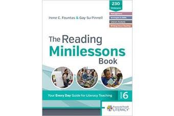 The Reading Minilessons Book, Grade 6
