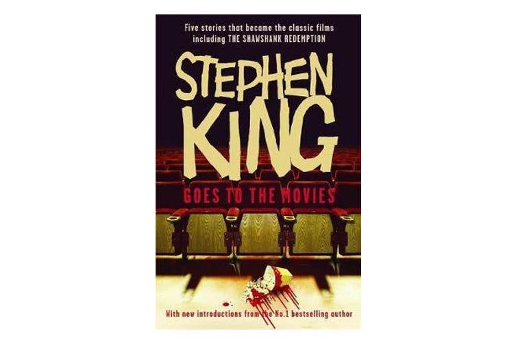 Stephen King Goes to the Movies - Featuring Rita Hayworth and Shawshank Redemption