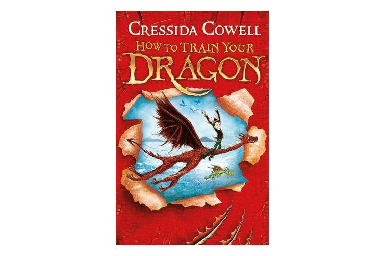 How to Train Your Dragon FILM TIE IN (3RD EDITION) - Book 1