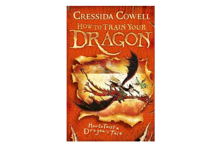 How to Train Your Dragon: How to Twist a Dragon's Tale - Book 5