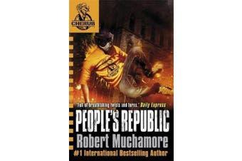 CHERUB: People's Republic - Book 13