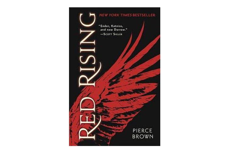 Red Rising - Book 1 of the Red Rising Saga