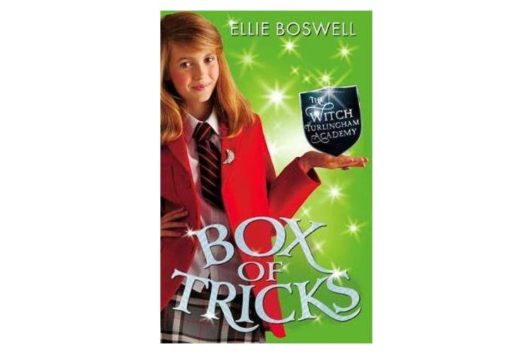 Witch of Turlingham Academy: Box of Tricks - Book 4