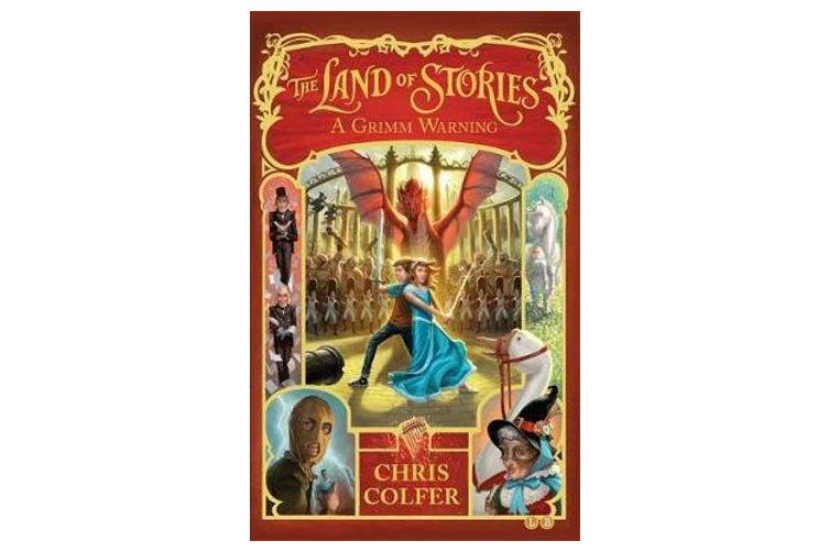 The Land of Stories: A Grimm Warning - Book 3