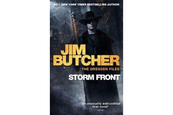 Storm Front - The Dresden Files, Book One