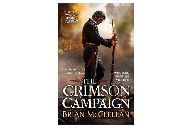The Crimson Campaign - Book 2 in The Powder Mage Trilogy