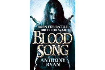 Blood Song - Book 1 of Raven's Shadow