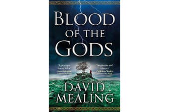 Blood of the Gods - Book Two of the Ascension Cycle