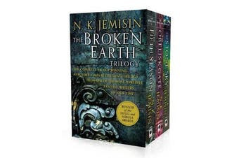 The Broken Earth Trilogy - Box set edition