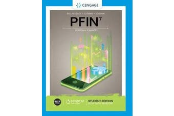 PFIN (with MindTap, 1 term Printed Access Card)