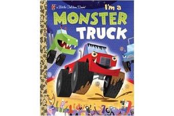 LGB I'm A Monster Truck