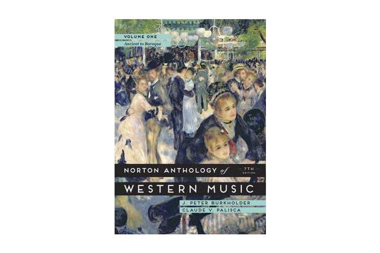 The Norton Anthology of Western Music