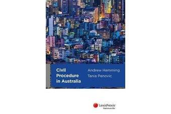 Civil Procedure in Australia