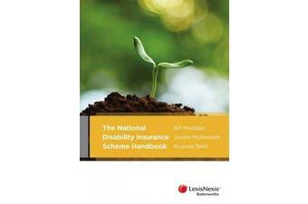 The National Disability Insurance Scheme Handbook