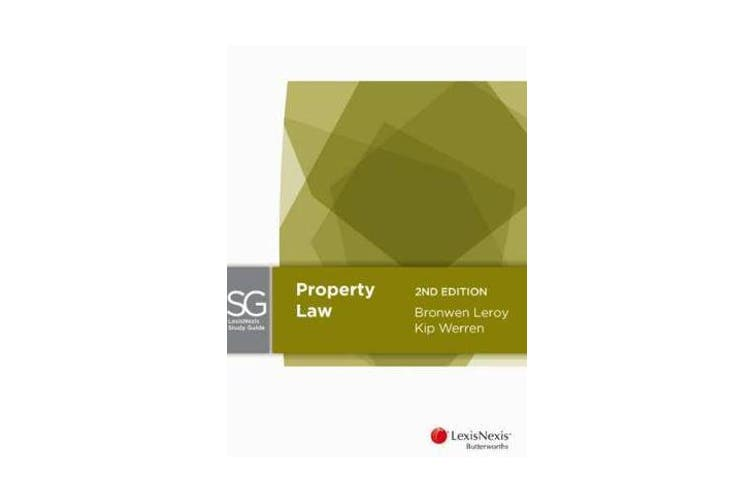 LexisNexis Study Guide - Property Law