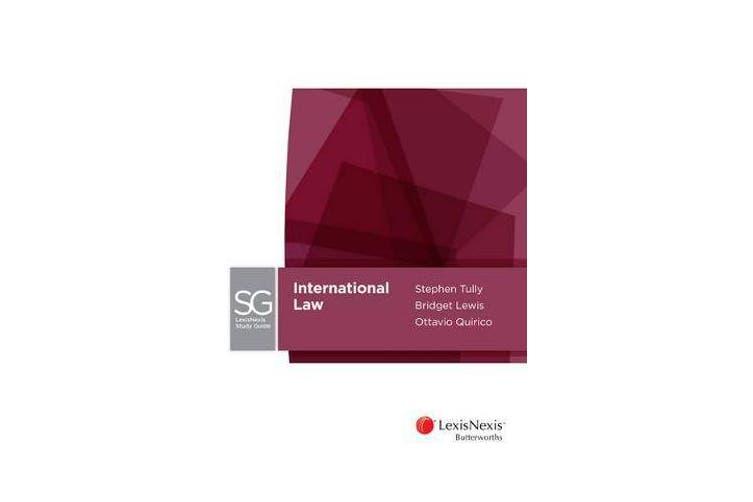 LexisNexis Study Guide - International Law