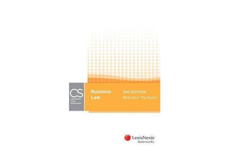 LexisNexis Case Summaries - Business Law