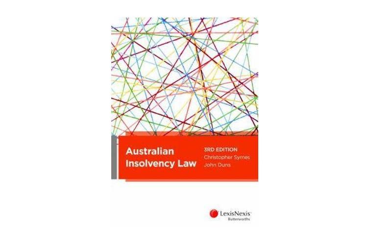 Australian Insolvency Law