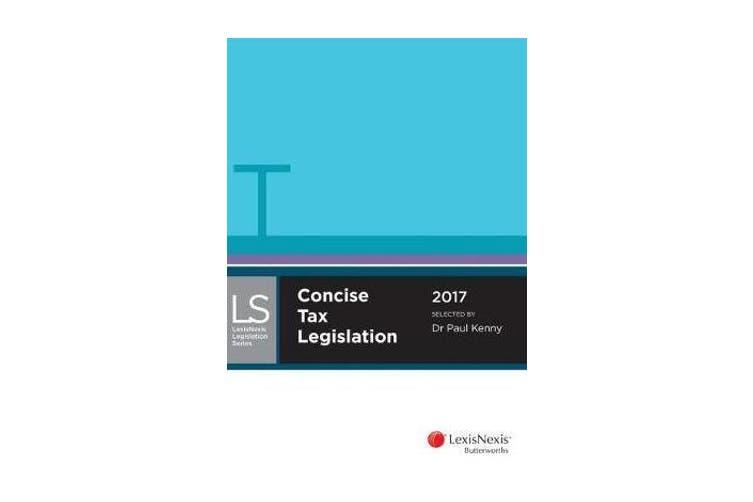 Concise Tax Legislation 2017