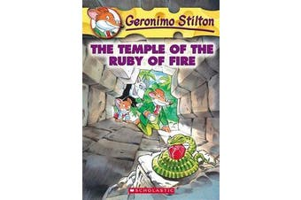 Geronimo Stilton - #14 Temple of the Ruby of Fire
