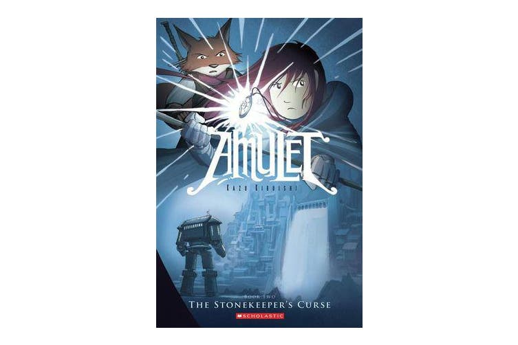 Amulet - #2 Stonekeeper's Curse