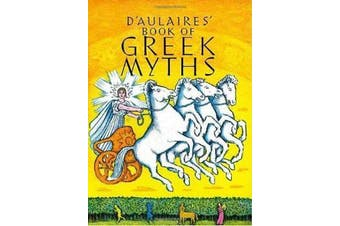 D'aulaires Book Greek