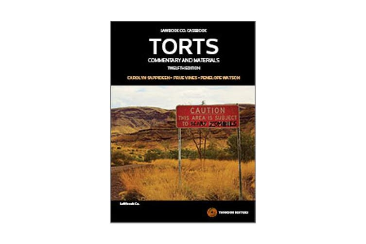 Torts - Commentary and Materials