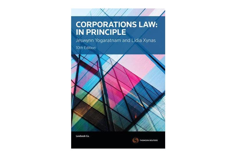 Corporations Law - In Principle