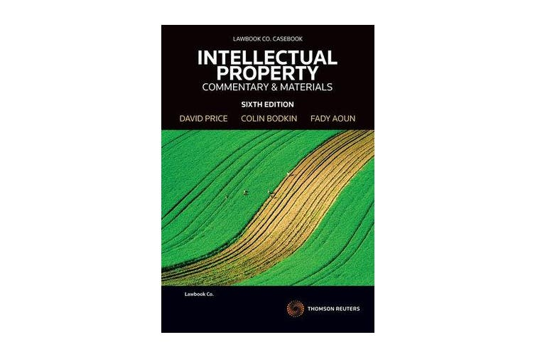 Intellectual Property - Commentary & Materials