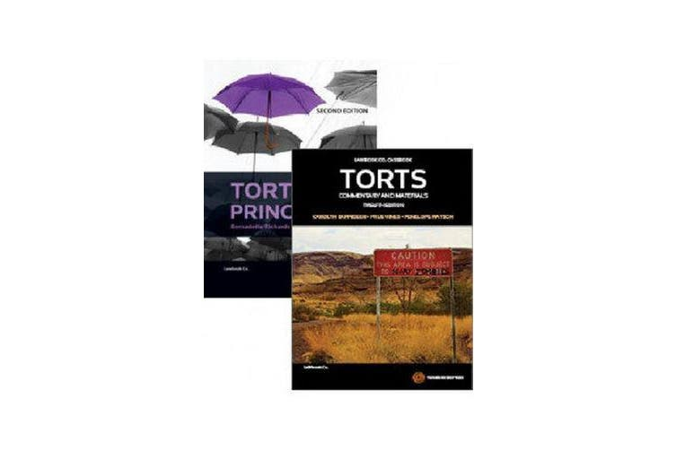 Torts - Commentary and Materials 12e/Tort Law Principles
