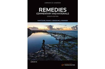 Remedies Commentary And Materials