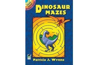 Dinosaur Mazes - Dover Little Activity Books