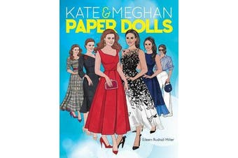 Kate & Meghan Paper Dolls