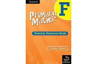 Primary Maths Teacher's Resource Book F