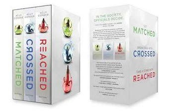 Matched Trilogy Box Set - Matched/Crossed/Reached