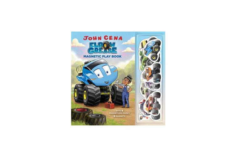 Elbow Grease Magnetic Play Book