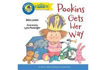 Pookins Gets Her Way
