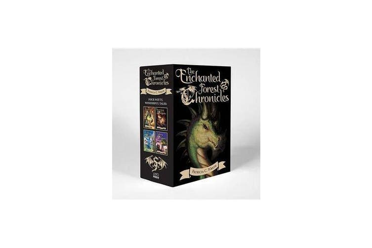 The Enchanted Forest Chronicles - (boxed Set)