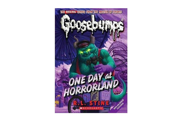 Goosebumps Classic - #5 One Day at HorrorLand