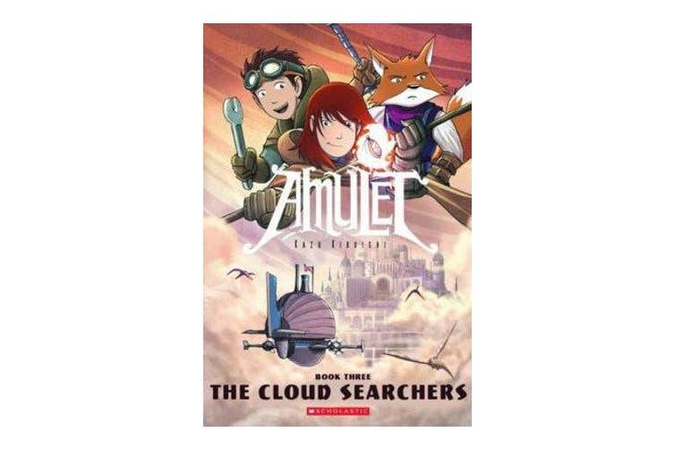 Amulet - #3 Cloud Searchers