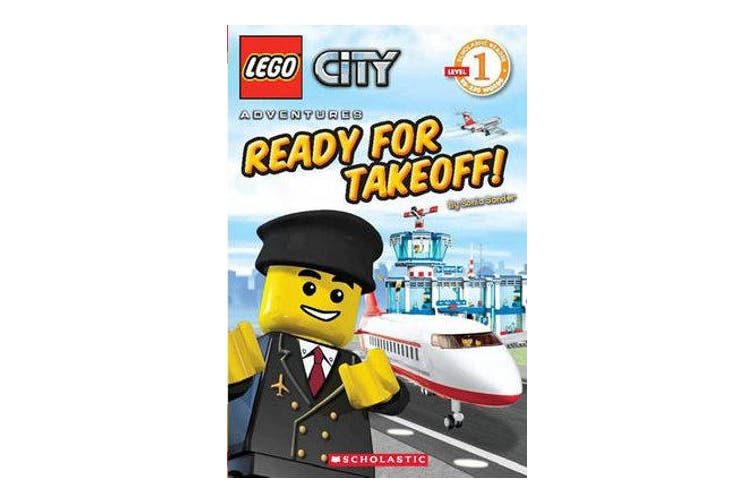 Lego City - Ready for Takeoff! (Level 1)