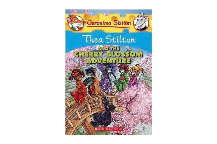 Thea Stilton - #6 Thea Stilton and the Cherry Blossom Adventure