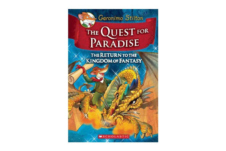 Geronimo Stilton and the Kingdom of Fantasy - Quest for Paradise (#2)