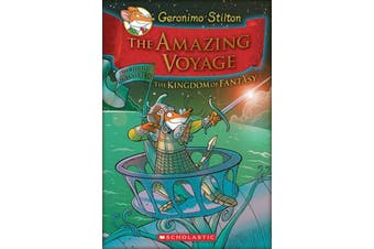 Geronimo Stilton and the Kingdom of Fantasy - Amazing Voyage (#3)