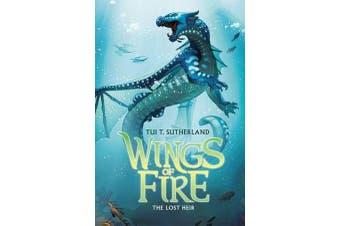 Wings of Fire #2 - Lost heir