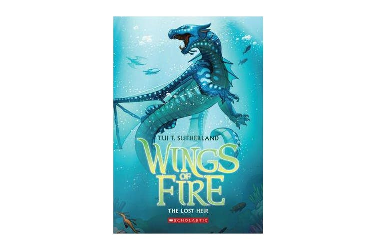 Wings of Fire #2 - The Lost Heir