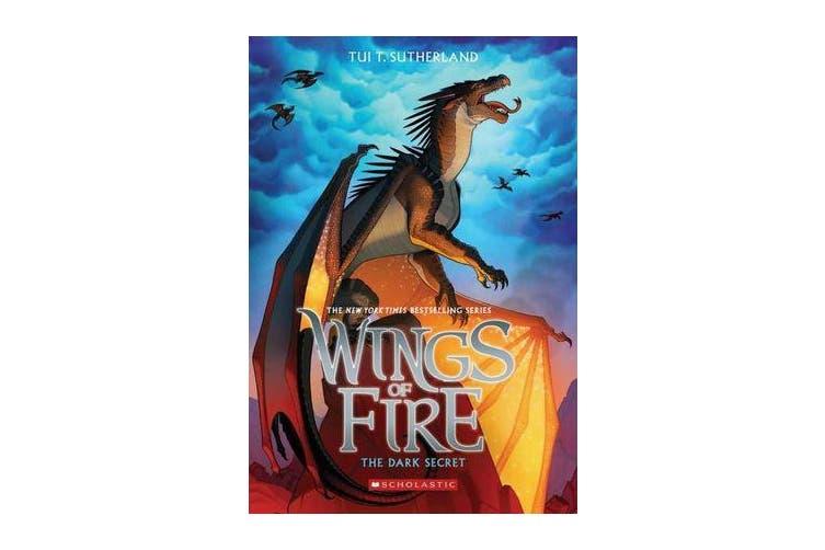 Wings of Fire #4 - Dark Secret